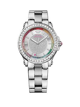 juicy-couture-juicy-couture-pedigree-silver-tone-dial-rainbow-bezel-stainless-steel-ladies-watch