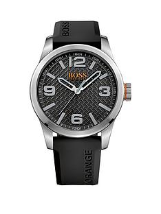 hugo-boss-paris-black-dial-black-silicone-strap-mens-watch