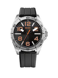 hugo-boss-hugo-boss-black-dial-black-silicone-strap-mens-watch