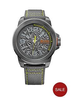 hugo-boss-orange-grey-dial-green-accent-grey-strap-mens-watch
