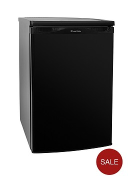 russell-hobbs-rhucf55b-freestanding-55cm-wide-under-counter-fridge-with-ice-box-black