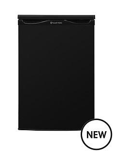 russell-hobbs-rhuclf55b-freestanding-55cm-wide-black-under-counter-larder-fridge