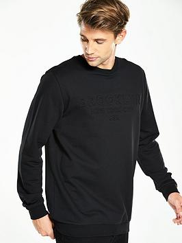 v-by-very-new-york-embossed-sweat