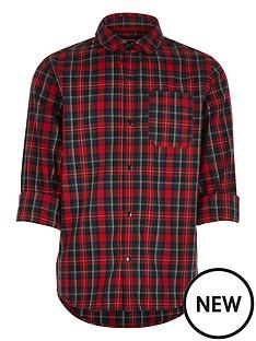 river-island-boys-red-check-shirt