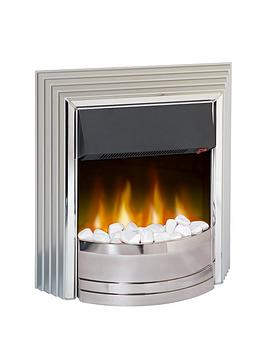 Dimplex Dimplex Castillo Electric Fire - Silver Picture