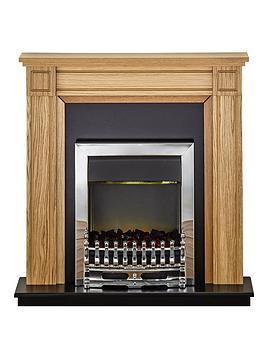 adam-fire-surrounds-georgian-oak-electric-fireplace-suite-with-chrome-inset-fire
