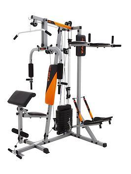 V-Fit V-Fit Stg-3 Herculean Python Upright Cross Trainer Gym Picture