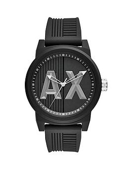 armani-exchange-black-ax-dial-black-silicone-strap-mens-watch