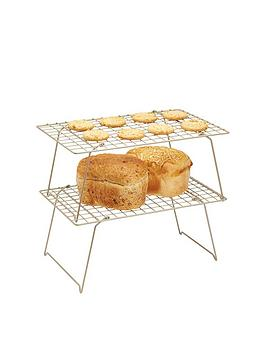 paul-hollywood-paul-hollywood-cooling-rack-2-tier-powder-coated
