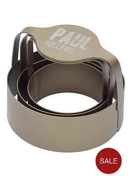 paul-hollywood-stainless-steel-pastry-cutters-ndash-set-of-3