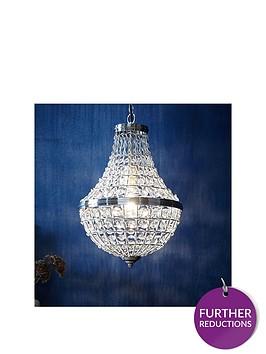 empire-brushed-chrome-effect-ceiling-light