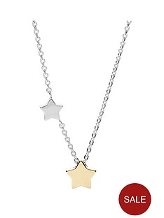 fossil-fossil-2-tone-star-and-heart-pendant-boxed-giftnbsp