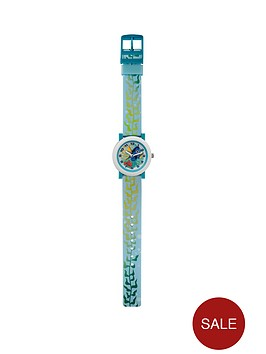 finding-dory-light-blue-strap-watch