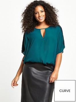 v-by-very-curve-curve-lace-trim-wrap-blouse