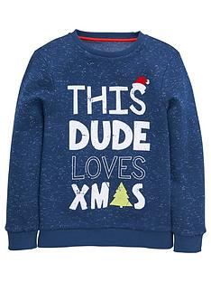 v-by-very-boys-dude-xmas-textured-sweat-top