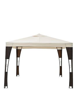 3x3m-steel-rattan-gazebo-with-polyester-roof