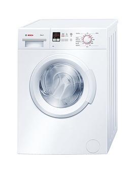 Bosch Wab24161Gb 6Kg Load 1200 Spin Washing Machine  White