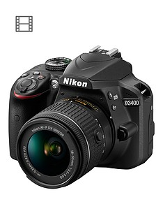 nikon-d3400-dslr-camera-with-af-p-18-55mm-lensnbspsave-pound75-with-voucher-code-lwpmv