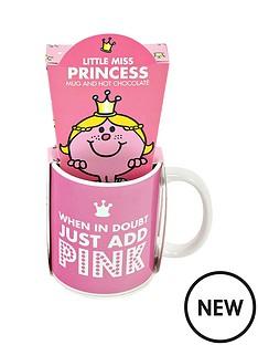 little-miss-princess-mug-amp-hot-chocolate-gift-set