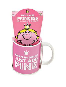 little-miss-princess-mug-amp-hot-chocolate-gift-set