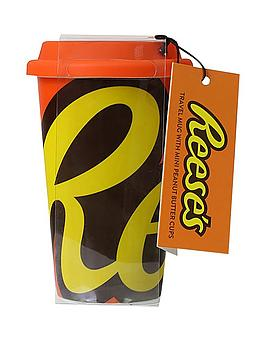 ReeseS Travel Mug With Mini Peanut Butter Cups