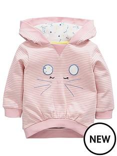 ladybird-baby-girls-stripe-mouse-hoodie