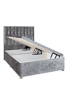 sweet-dreams-sheba-fabric-lift-up-storage-divan-bed-with-headboard