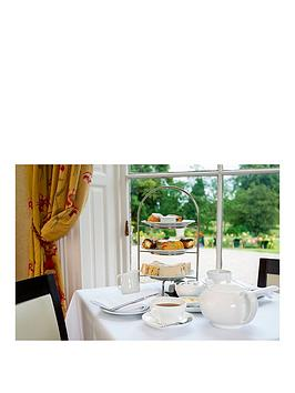 virgin-experience-days-champagne-afternoon-tea-for-two-at-solberge-hall