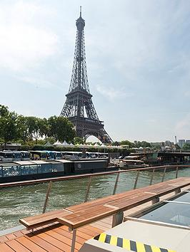 Virgin Experience Days Day Trip To Paris By Eurostar And Three Course Lunch Cruise OnBoard Bateaux Parisien For Two