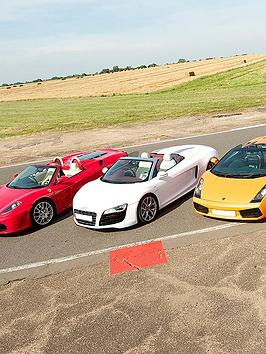 virgin-experience-days-four-supercar-blast