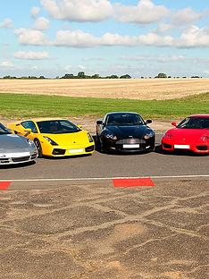 virgin-experience-days-five-supercar-blast
