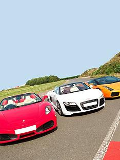 virgin-experience-days-triple-supercar-blast-plus-high-speed-passenger-ride-and-photo--nbspweekday