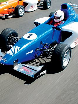 Virgin Experience Days Silverstone Single Seater Racing Car Experience