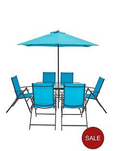 hawaii-8-piece-dining-set-turquoise