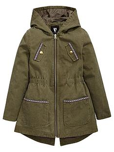 v-by-very-girlsnbspaztec-trim-detail-parka