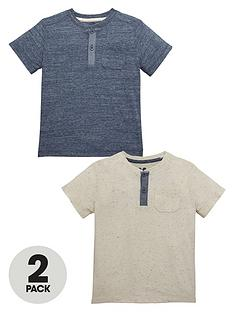 mini-v-by-very-boys-grandad-collar-neppy-tops-2-pack