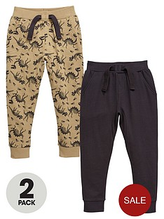 mini-v-by-very-boys-dinosaur-joggers-2-pack