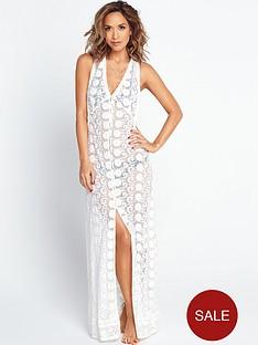 myleene-klass-button-up-racer-back-lace-beach-maxi-dress-off-white