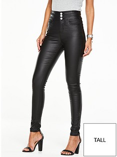 v-by-very-tall-macy-high-waisted-coated-skinny-jean-black