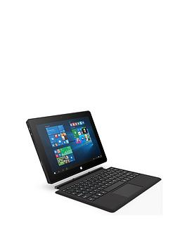 Linx 10 Quad Core Processor 2Gb Ram 32Gb Storage 10 Inch Tablet With Keyboard Cover  Black