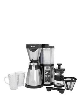 Ninja Coffee Bar AutoIq Brewer With Thermal Carafe Cf065Uk