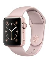 Watch Series 1, 38mm Rose Gold Aluminium Case with Pink Sand Sport Band