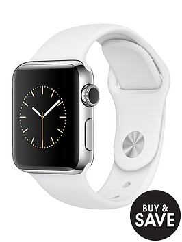 apple-watch-series-2-38mm-stainless-steel-case-with-white-sport-band