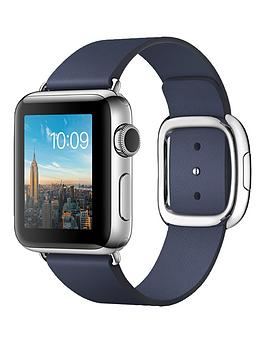 apple-watch-series-2-38mm-stainless-steel-case-with-midnight-blue-modern-buckle-small