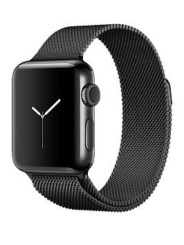 apple-watch-series-2-38mm-space-black-stainless-steel-case-with-space-black-milanese-loop