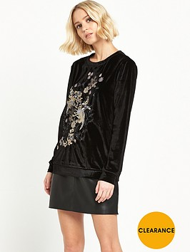 river-island-velvet-embroiderednbspsweat-top-black