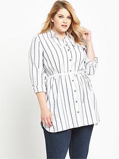 so-fabulous-yarn-dye-stripe-long-line-shirt