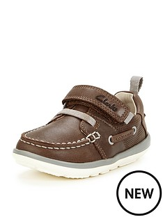 clarks-softly-boat-first-shoe