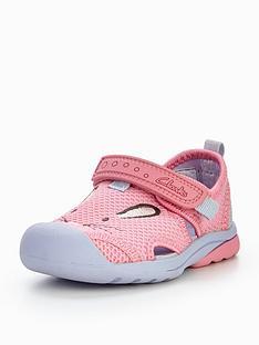 clarks-beach-molly-first-shoe