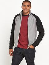 Fred Perry Sports Authentic Colour Block Taped Track Jacket